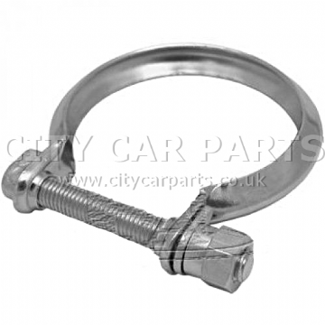 CITROEN RELAY FIAT DUCATO PEUGEOT BOXER 2.2 D MODELS EXHAUST FRONT DOWN PIPE CLAMP